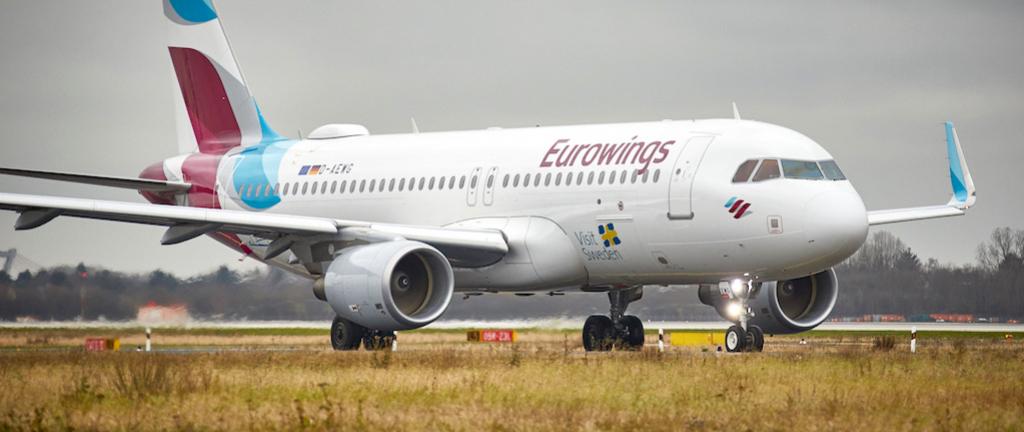 Eurowings eröffnet Basis in Prag