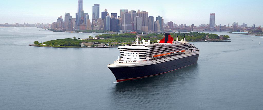 Cunard verlängert Pause für zwei Queens