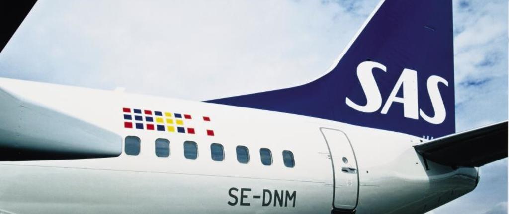 SAS landet wieder in Deutschland