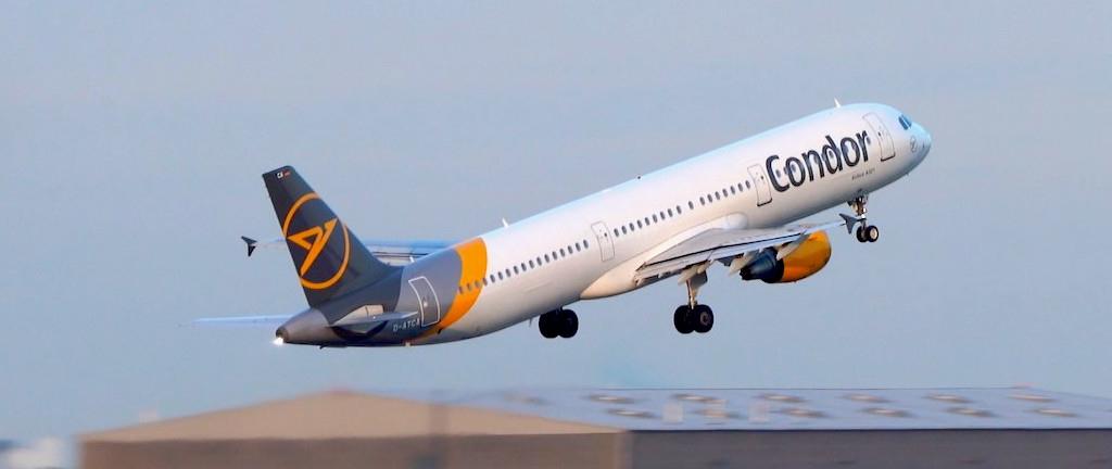 Condor startet wieder in Leipzig