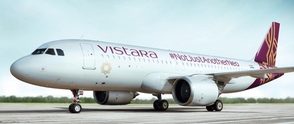 Vistara steuert ab Februar Deutschland an