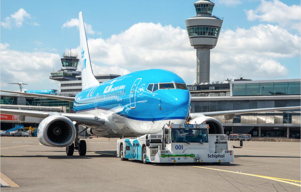 KLM stellt alle Langstreckenflüge ein