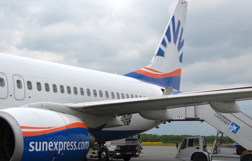 Sun Express kehrt nach Paderborn zurück