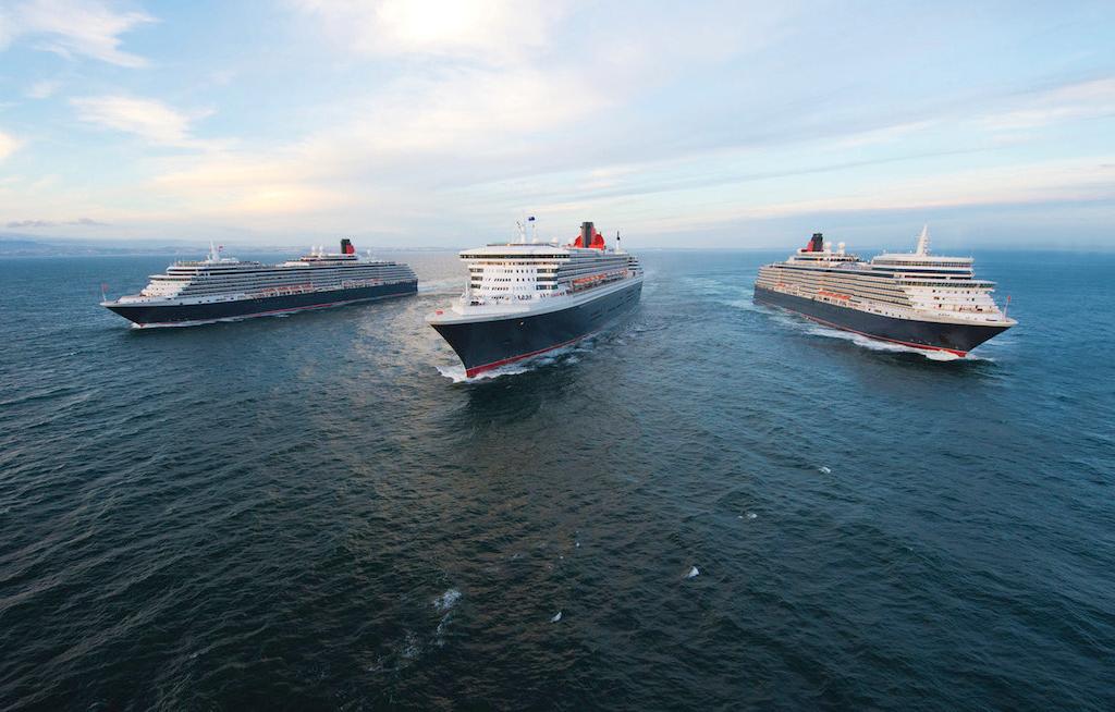 Cunard muss länger auf neues Schiff warten