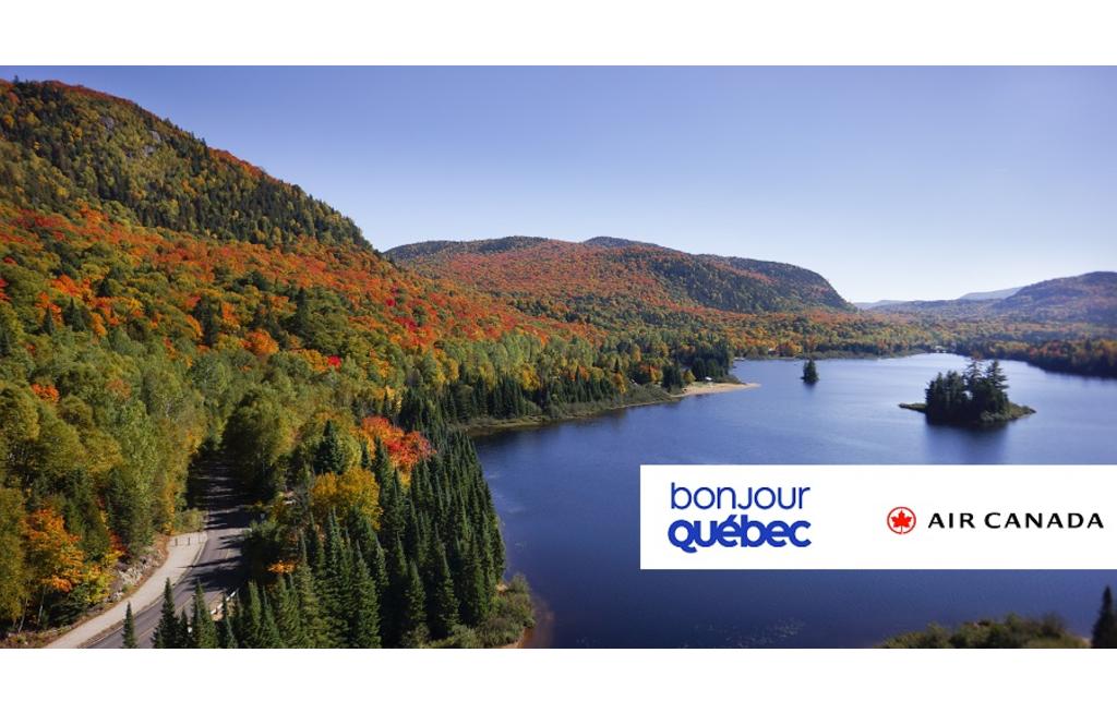 Air Canada und Bonjour Québec Webinar für die Reisebranche
