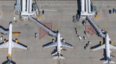 Terminal 1 nimmt Betrieb wie der auf