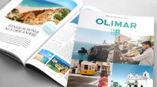 Olimar-Magalog im neuen Markendesign
