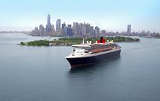Buchungsfreigabe für Cunard-Kreuzfahrten