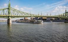 Neues Schiff für die Donau aufgelegt