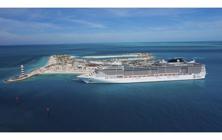 Restart von MSC Cruises nun auch in den USA