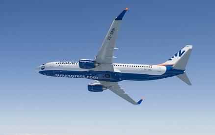 Winterflugplan von Sun Express ist buchbar