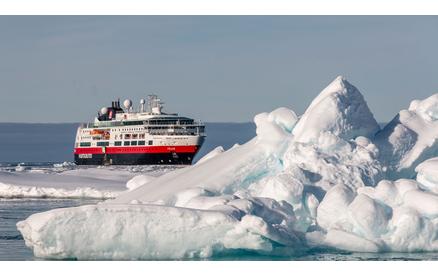 Hurtigruten über Cruise Compass buchbar