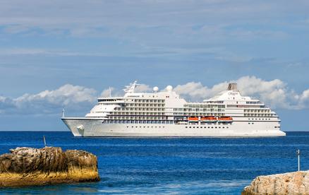 Die Seven Seas Explorer sticht wieder in See