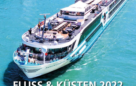 Flussreisen für 2022 sind buchbar